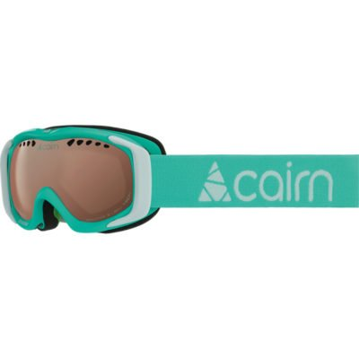 cairn-booster-photochromic-mat-mint masque ski junior photochromique