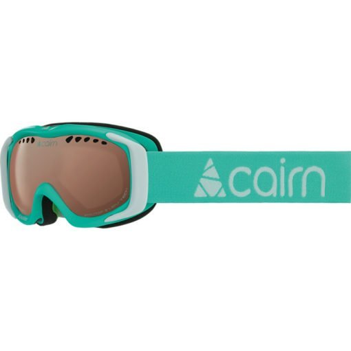 cairn-booster-photochromic-mat-mint masque ski junior photochromique