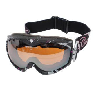 Masque de ski beau temps femme