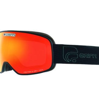 cairn-magnetik-SPX3000IUM-mat-black-orange masque ski ecran panoramique