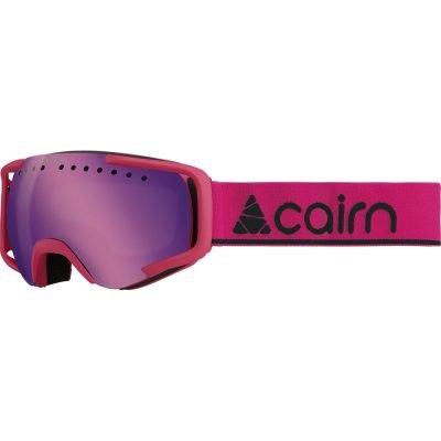 cairn-next-spx3000-ium-neon-pink masque de ski juniors