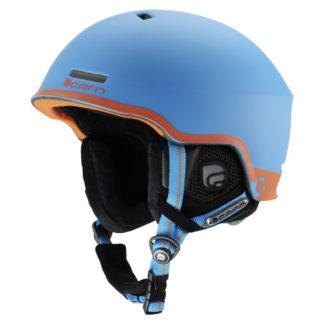 cairn_centaure_turquoise-mat-orange-casque-de-ski