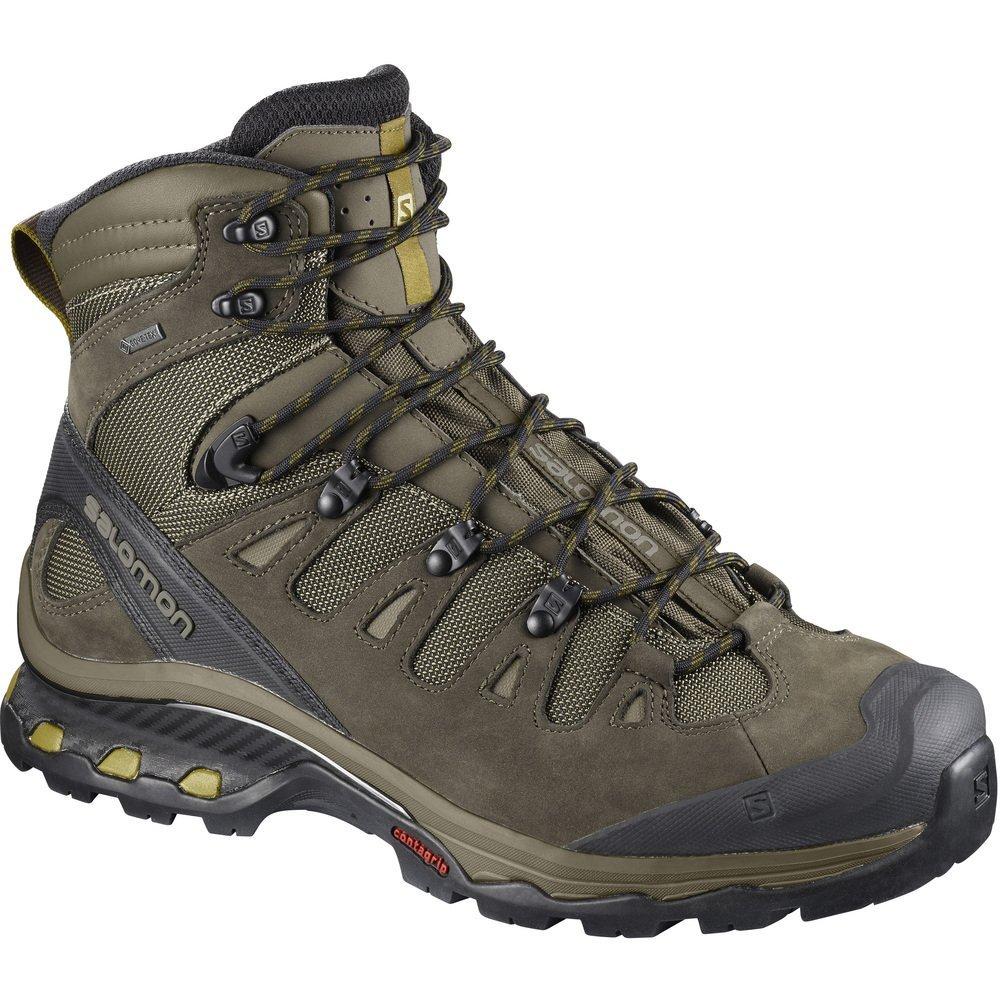 Salomon Quest 4D 3 GTX, chaussure de randonnée et trek homme.