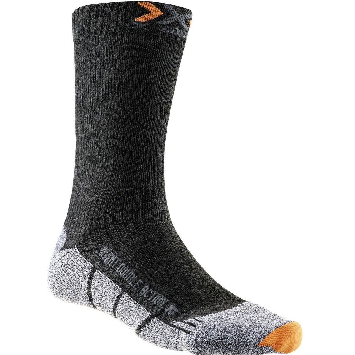 meilleures baskets 2b1cb ee167 X-Socks Double Action, chaussette de randonnée anti ampoule.