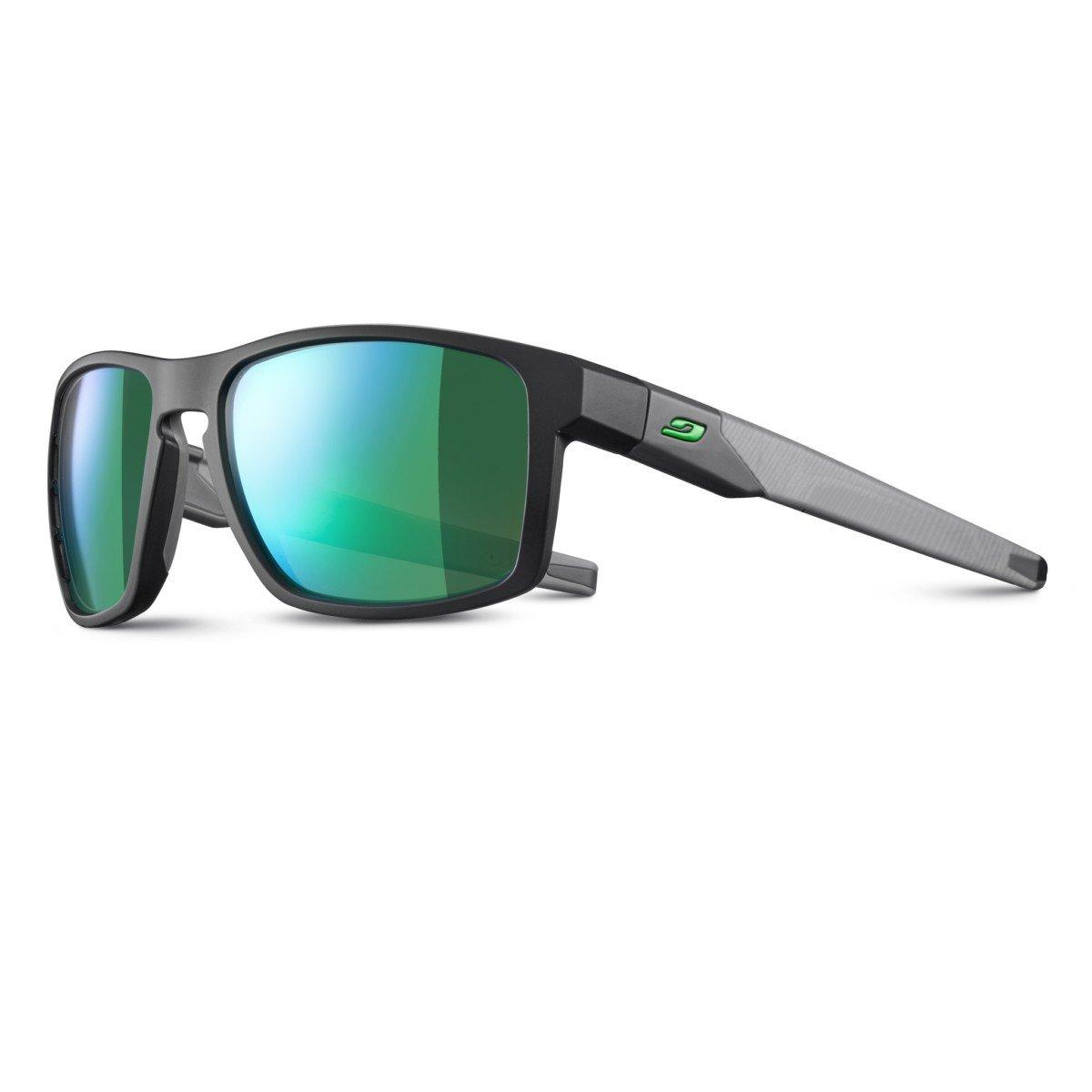 Nouveaux produits f18bc 8d4f7 Julbo Stream gris SP3CF vert, lunette de soleil outdoor homme.