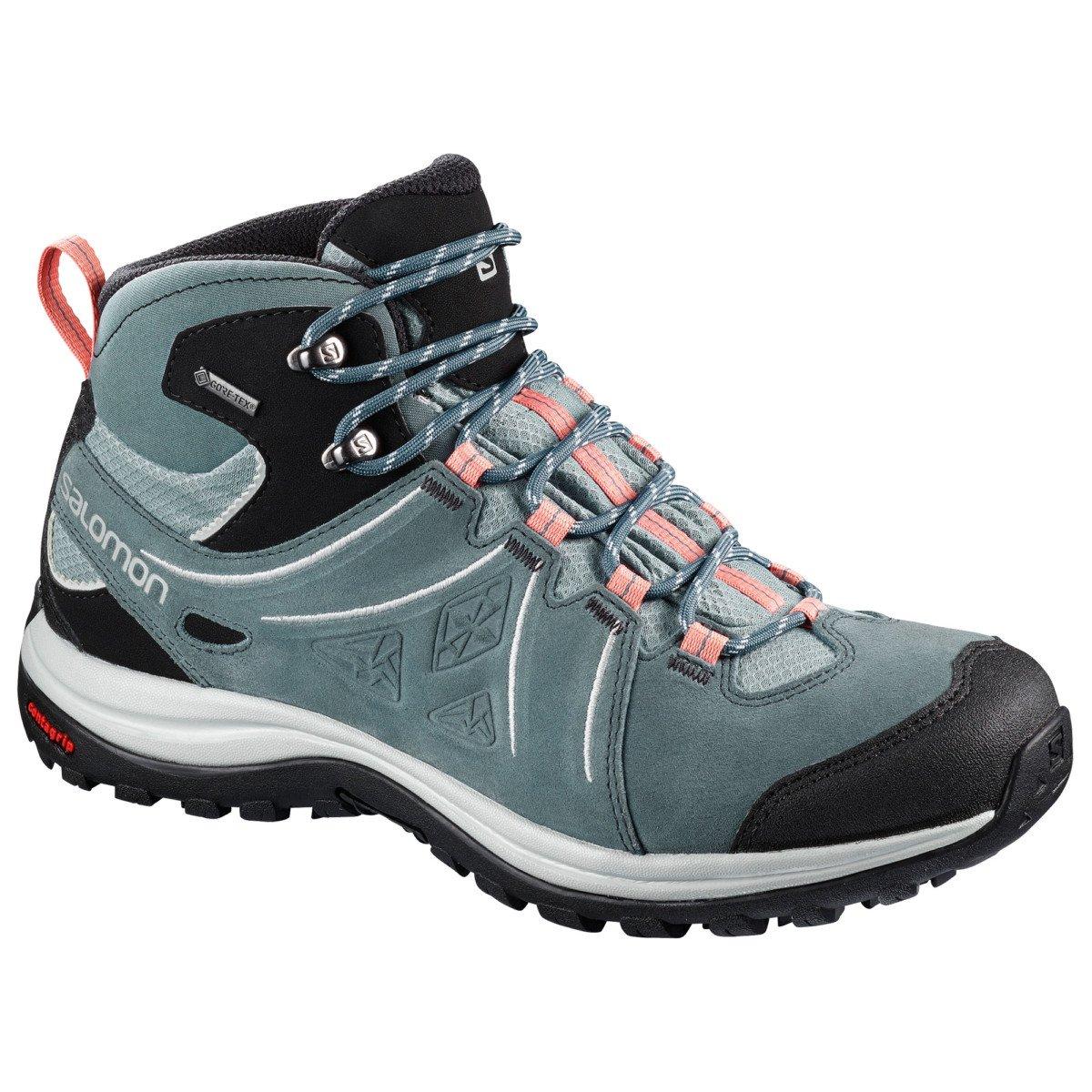 SALOMON Ellipse 2 Mid LTR GTX W Chaussures de Trail Femme