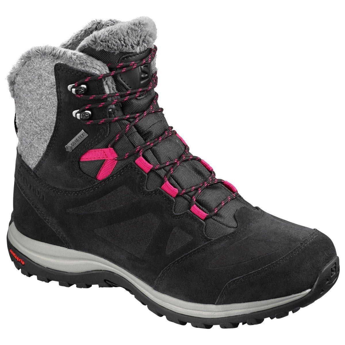 meilleure sélection 5841e bb7bc Salomon Ellipse Winter GTX, chaussure d'hiver chaude et imperméable femme.