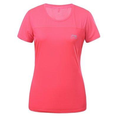 lining-lana-orange-maillot-running-femme
