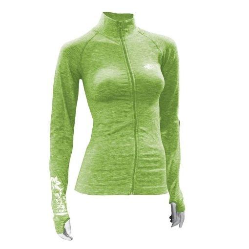 raidlight-veste-fullzip-yog-athletic-vert-maillot-course-a-pied-femme