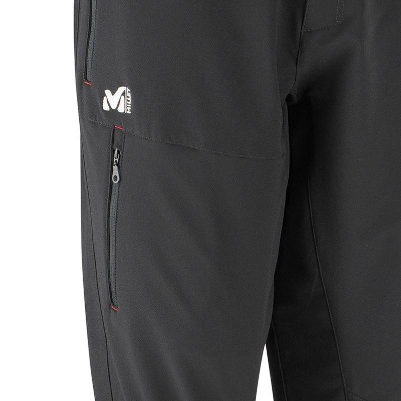 nouveau style de vie chaussures de séparation coupe classique Millet All Outdoor Pant, pantalon softshell chaud homme.
