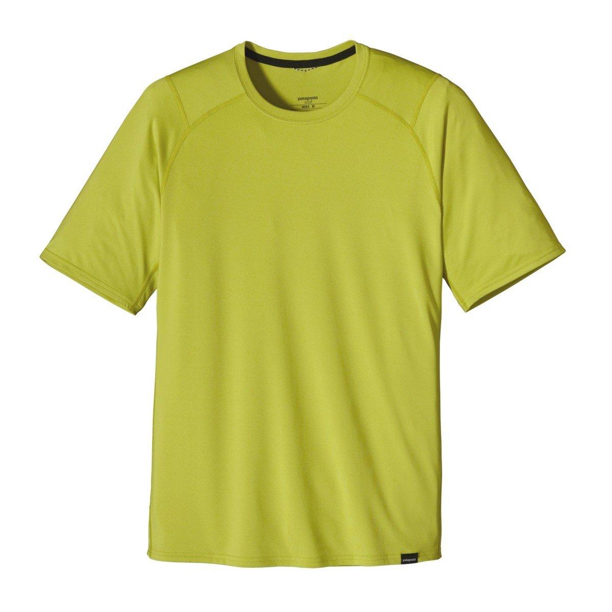 prix de liquidation vente chaude réel gros en ligne Patagonia Capilene silkweight T shirt, maillot thermique homme.