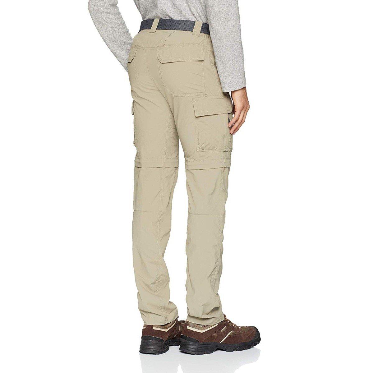 Columbia Siver Ridge II convertible pant, pantalon de randonnée convertible homme.