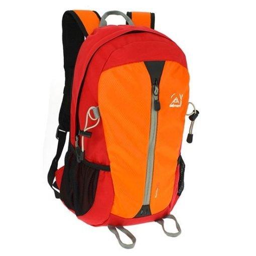 elementerre SUNNY-rouge-orange_sac-a-dos-randonnée