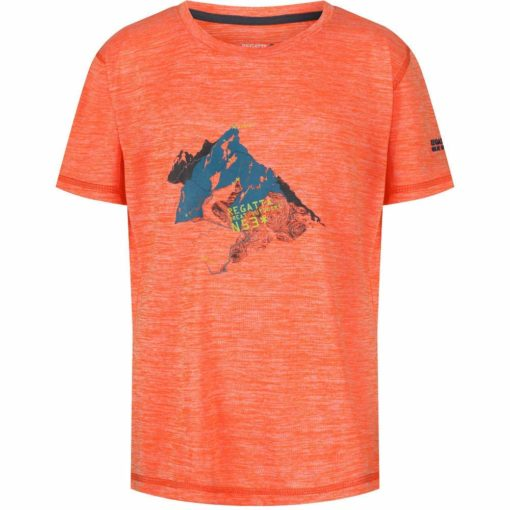 regatta-alvaradoIV-orange-t-shirt-garcon-3
