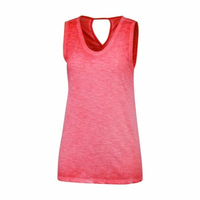 columbia-elevated-debardeur-corail-rouge-femme