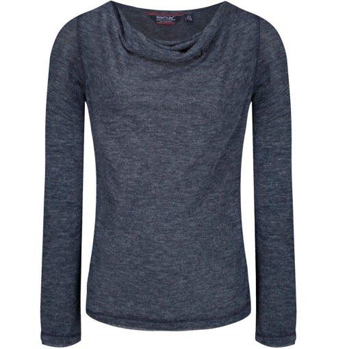 regatta-frayda-navy-t-shirt-manches-longues-femme-1