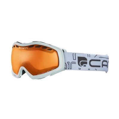 cairn-freeride-spx2000-shiny-blanc-masque de ski femme