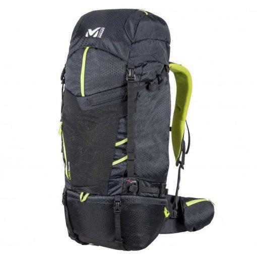 millet-ubic-60+10-black-sac-a-dos-trekking-voyage