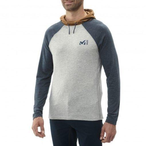 millet-redwall-light-hoodie-gris-sweat-capuche-homme-2