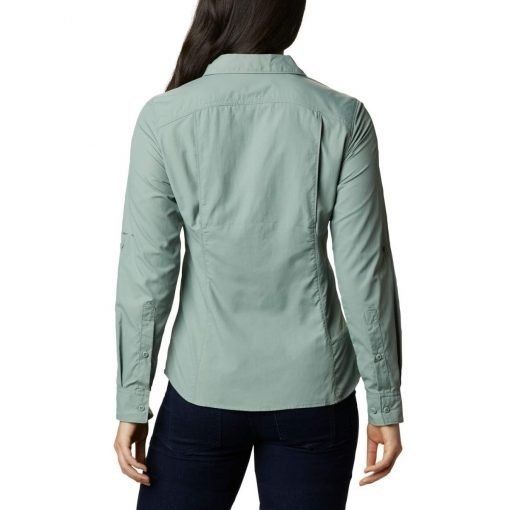 columbia-silver-ridge-2.0-shirt-light-litchen-chemise-randonnee-ml-femme-2