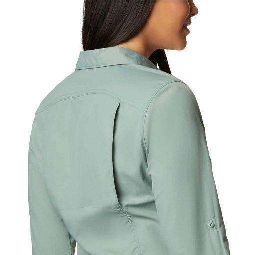 columbia-silver-ridge-2.0-shirt-light-litchen-chemise-randonnee-ml-femme-5