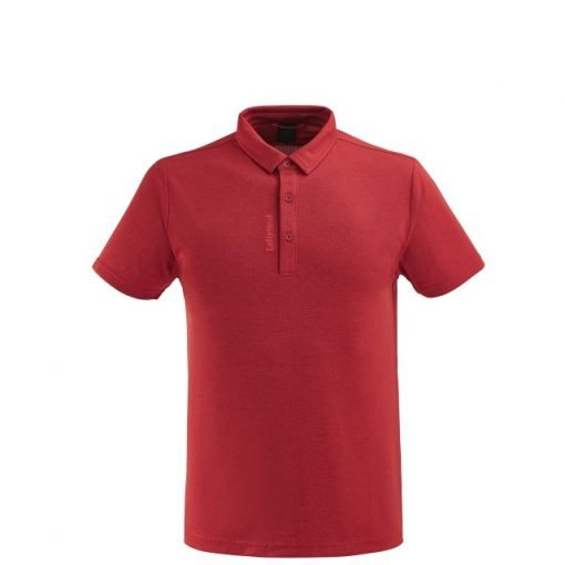 lafuma-shift-polo-rouge-polo-randonnee-homme