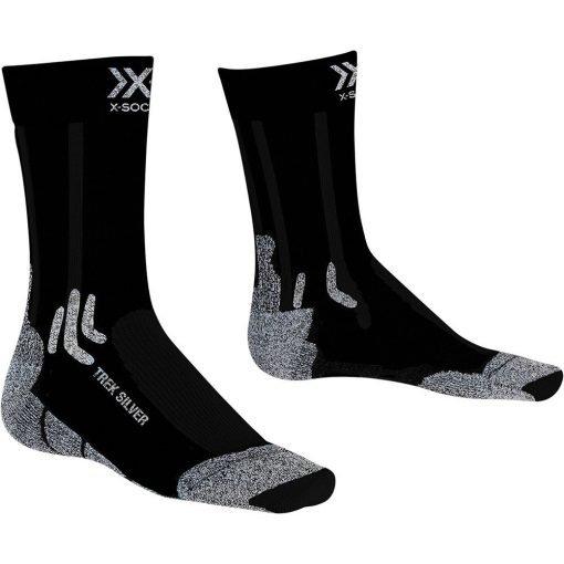 x-socks-trek-silver-men-chaussette-randonnee