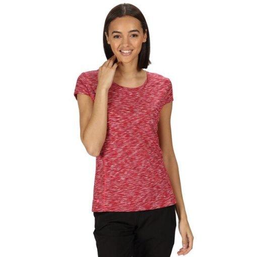regatta-hyperdimension-ts-red-sky-t-shirt-urabain-femme-4