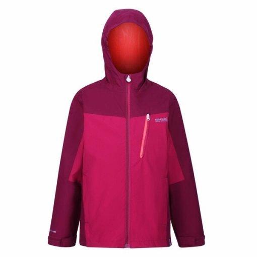regatta-jnr-highton-jacket-dark-cherry-veste-impermeable-fille-1
