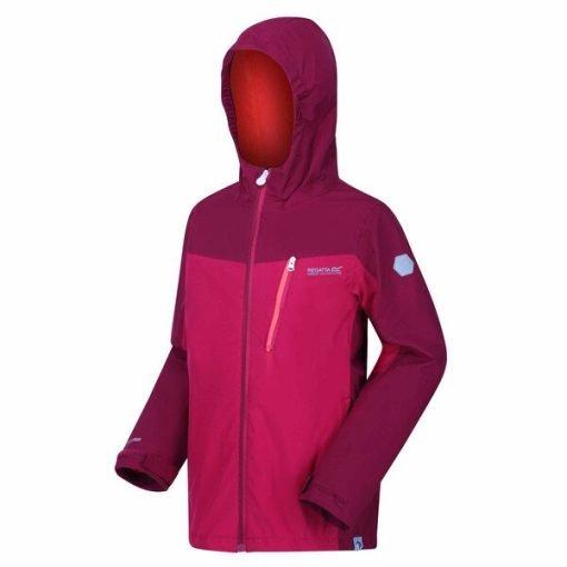 regatta-jnr-highton-jacket-dark-cherry-veste-impermeable-fille-3