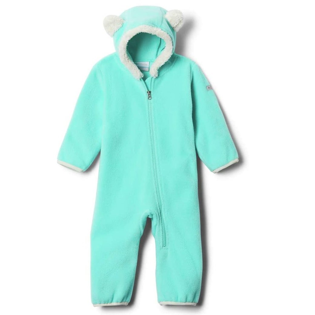 Columbia Baby Boys Infant Tiny Bear II Bunting