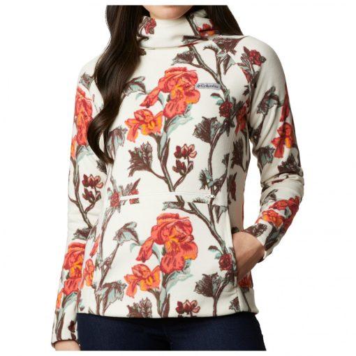columbia-womens-ali-peak-hooded-fleece-chalk-botania-pull-polaire