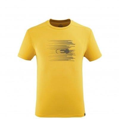 eider-stream-tee-safran-t-shirt-randonnee-homme