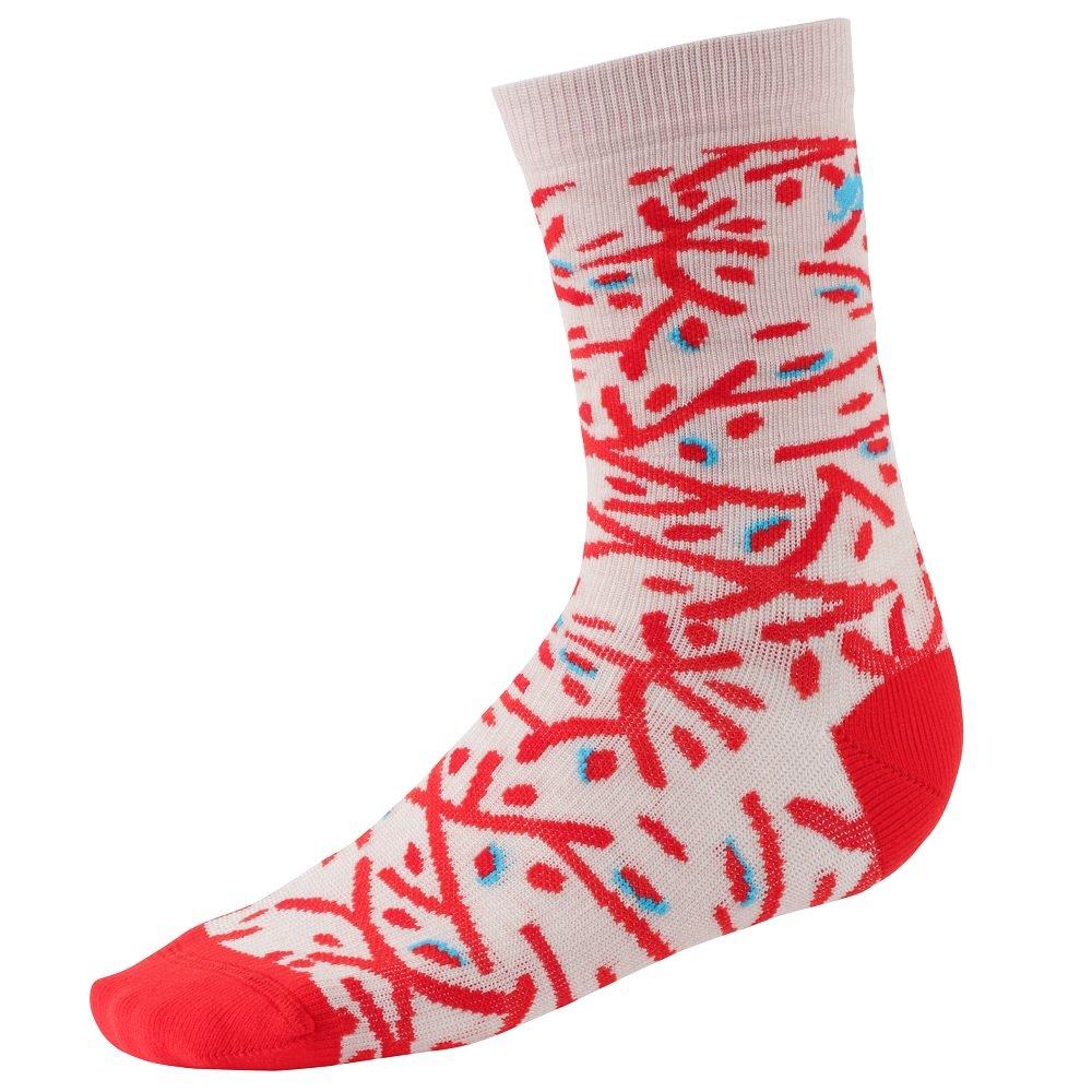 lafuma-leaf-socks-long-java-red-chaussette-randonnee
