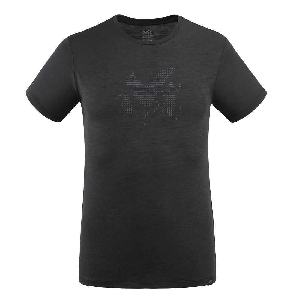 millet-density-wool-ts-noir-t-shirt-outdoor-homme
