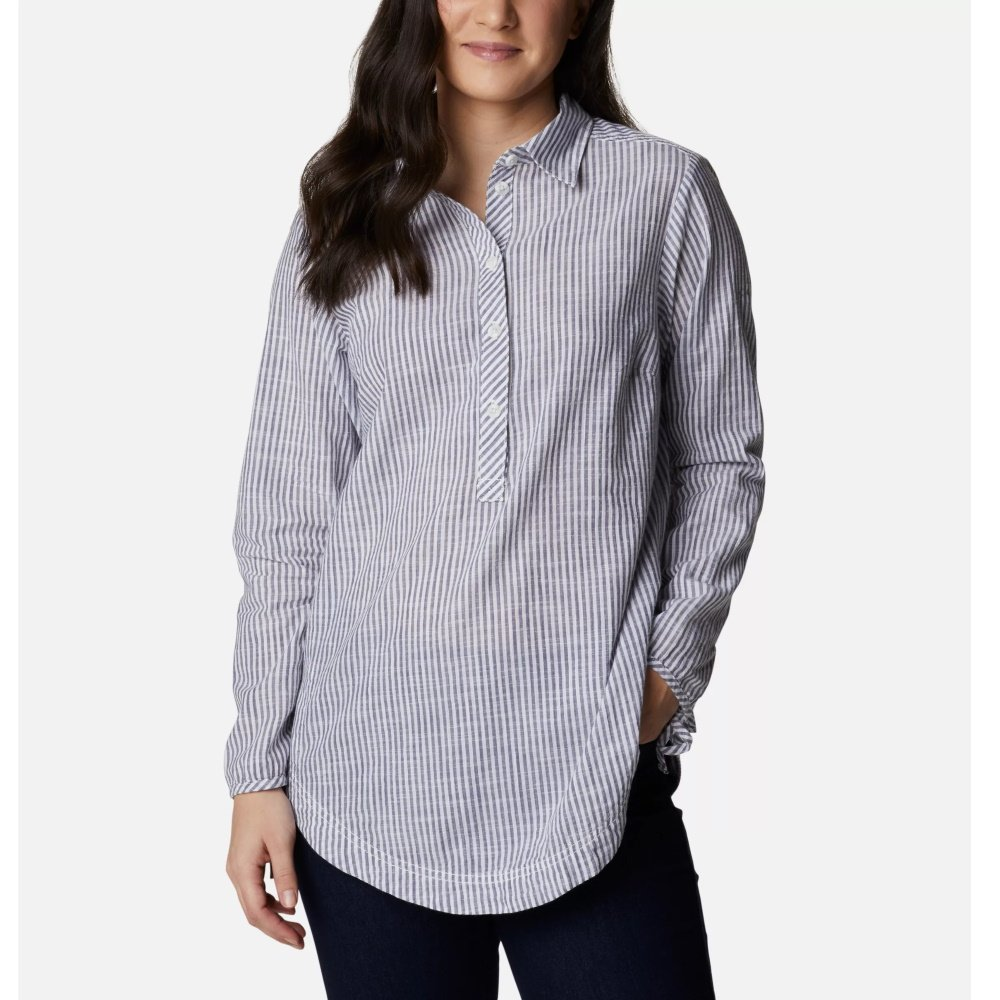 columbia-camp-henry-ii-tunic-nocturnal-stripe-chemise-femme-1