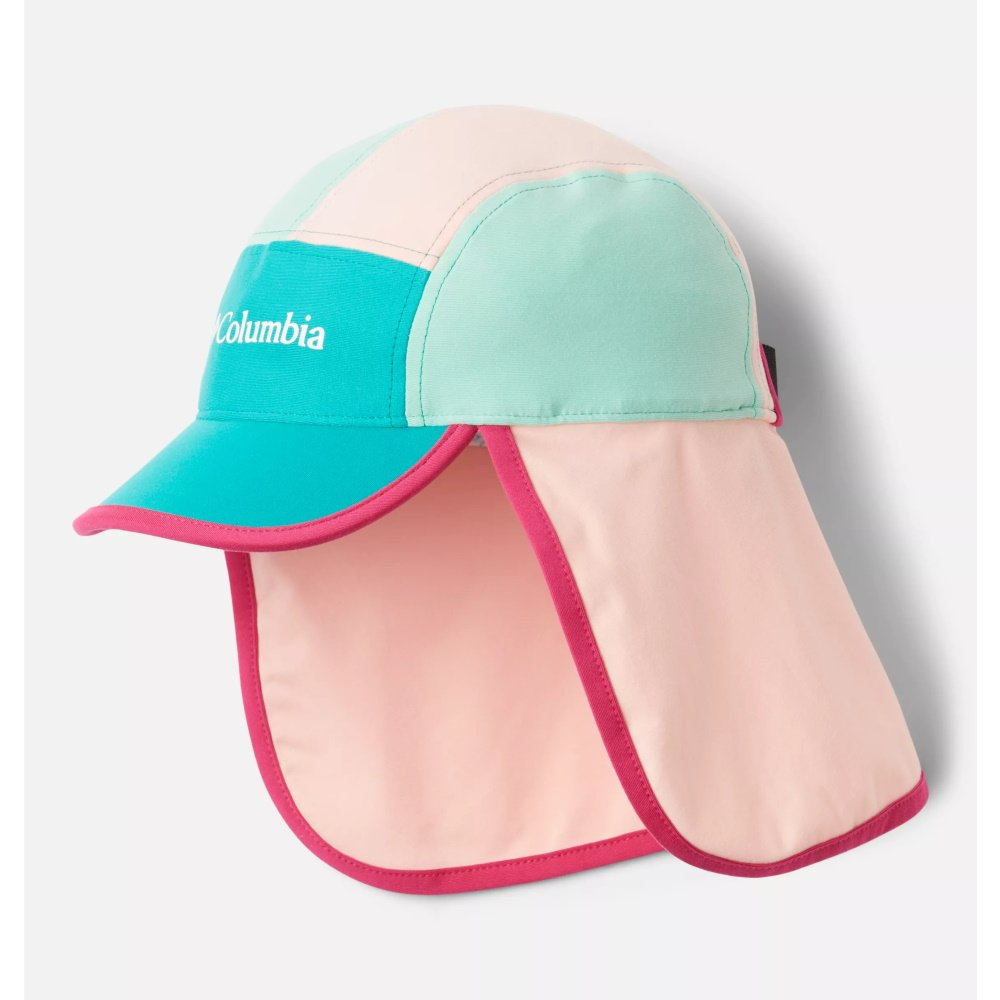 columbia-junior-ii-cachalot-tropc-water-pink-sand-casquette-saharienne-fille-1