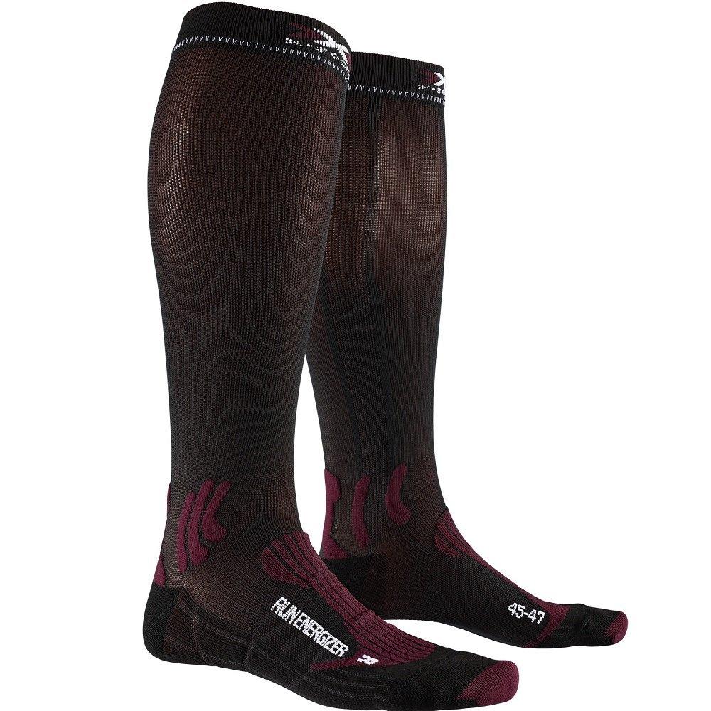 x-socks-run-energizer-chaussette-compression-sport