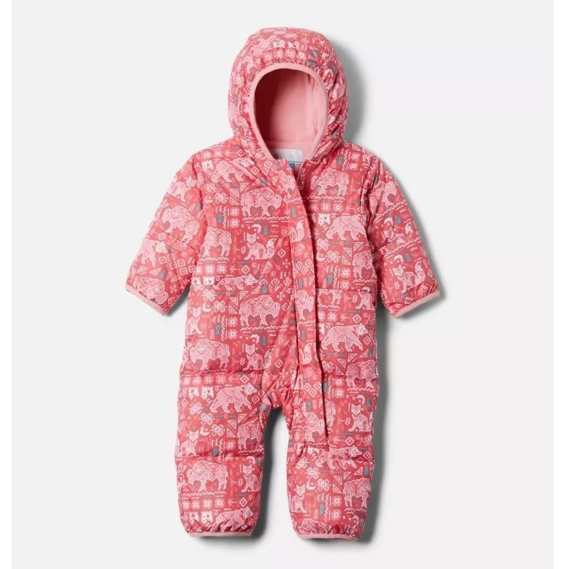 columbia-snuggle-bunny-bright-geranium-combinaison-bebe-1