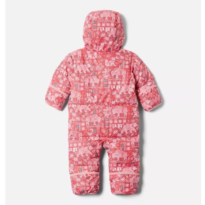 columbia-snuggle-bunny-bright-geranium-combinaison-bebe-2